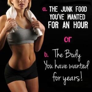 junk food or body